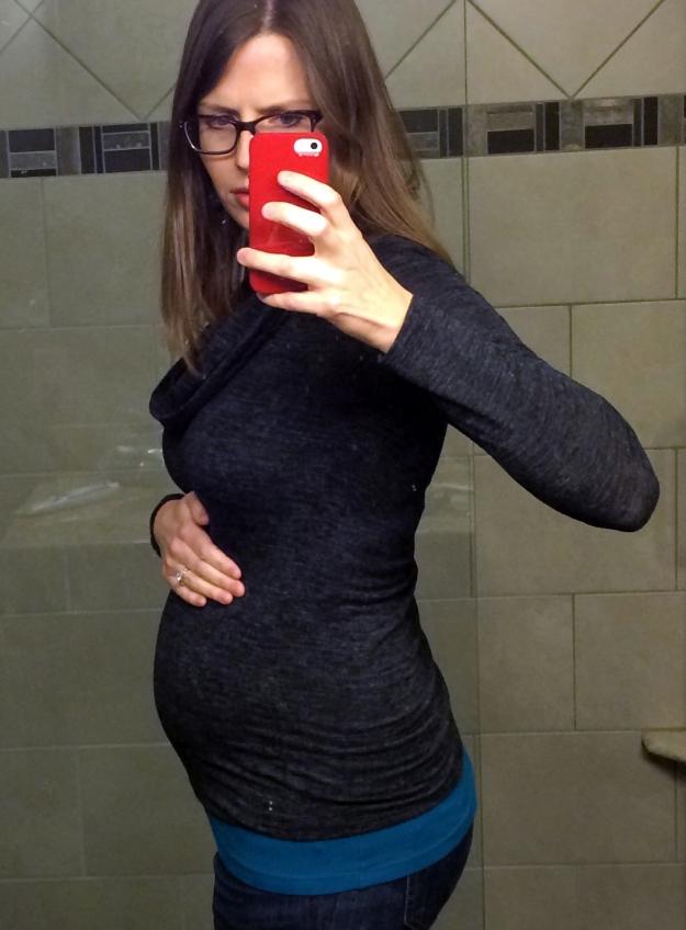 20 weeks bump